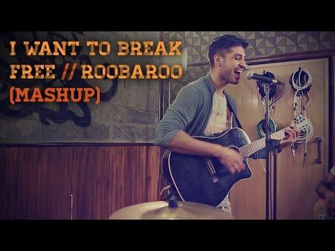 I Want to Break Free | Roobaroo – Arjun Kanungo Mashup | Rang De Basanti | Queen