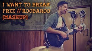 I Want to Break Free | Roobaroo – Arjun Kanungo Mashup | Rang De Basanti | Queen