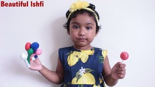 Happy Toddler Learn Colors with Nursery Rhymes | Beautiful Ishfi