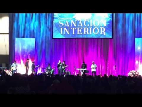 Sandy Caldera ..congreso de sanacion Guadalupe radio 2016