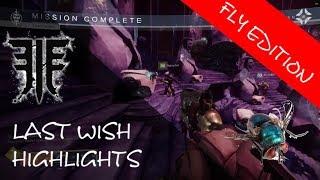 LAST WISH RAID HIGHLIGHTS - FLY EDITION - GAMEBOY QUALITÄT - LIVESTREAM | Deutsch | 1080x60