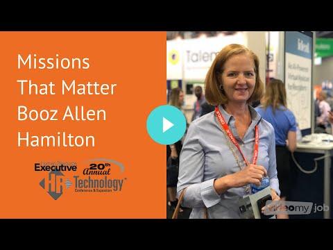 Missions That Matter Booz Allen Hamilton