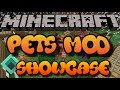 Let's Mod Minecraft EP5: CUSTOM PETS (NBT Tutorial) XBOX 360/One/PS3/PS4/WII U/PE/PC