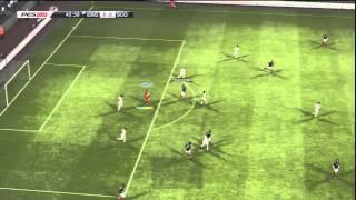 PS3 - PES 2013 - European Cup - Game 3 England vs Scotland