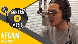 Afgan - Jalan Terus Live at Sonora 92 FM
