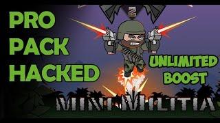 Mini Militia HACK || Free And Easy Download || 100% Working
