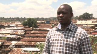Putting Kibera On The Map