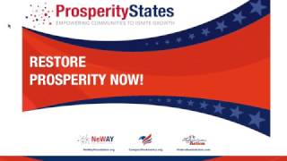 What's the ProsperityStates.org Initiative?