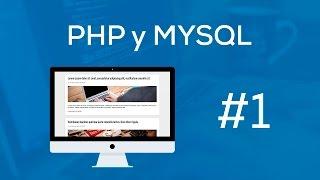 Curso Practico de PHP Desde Cero - 1.- Introducción