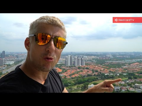 I Broke My Camera. Daily vlog #66. Last Day In Malaysia So I Took The DJI Phantom Drone To Shah Alam