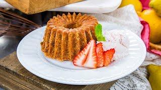 Kristine Leahy's Italian Lemon Cake - Home & Family