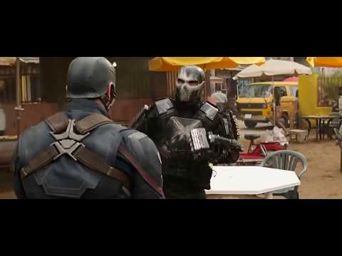 Captain America Tribute - Rise Up ( Imagine Dragons )