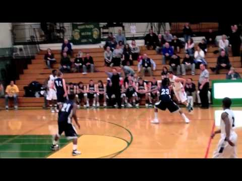 Abdel Nader highlights mixtape 3/1/11 Niles North 2011 New Mexico