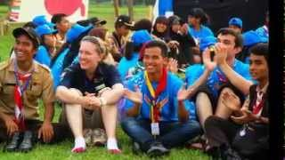 LAGU PRAMUKA INTERNATIONAL SCOUT PEACE CAMP SLOW