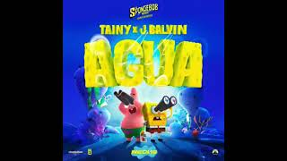 "The SpongeBob Movie: Sponge On The Run Song-""Agua"" (Tainy x J.Balvin)"