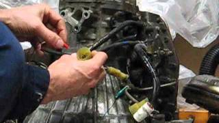 Toyota Camry A140E Transmission Solenoid Test