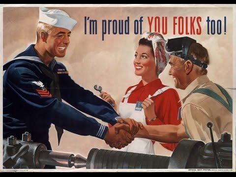 American Propaganda & World War II Preview