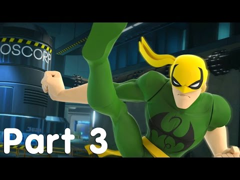 Disney Infinity 2.0 Edition - Spider-Man - Part 3