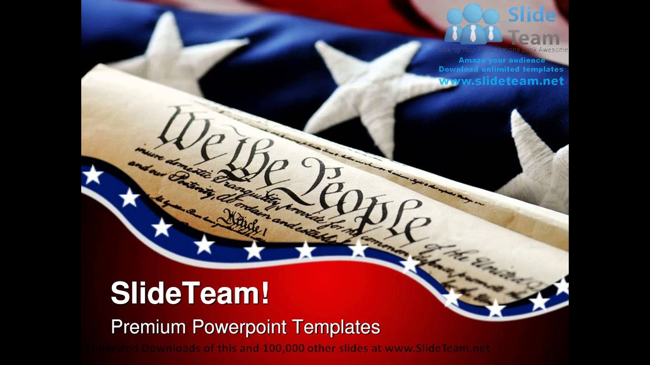 united states constitution government powerpoint templates themes