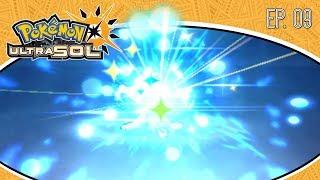 Pokémon Ultra Sol Ep.9 - Y SIN QUERERLO... LLEGA UNA EVOLUCIÓN!!