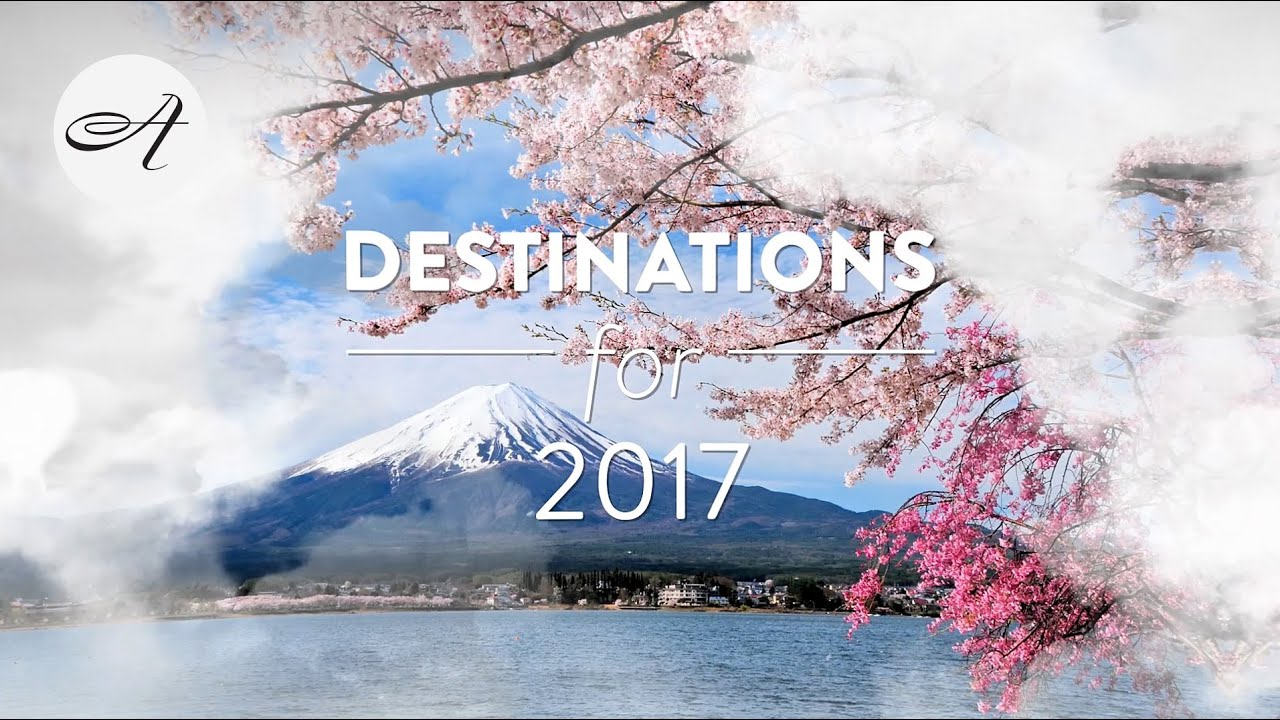 Destinations for 2017 with Audley Travel