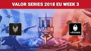 valor series eu