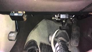 2008 Ford Taurus Creaky Brake Caliper Noise part 1