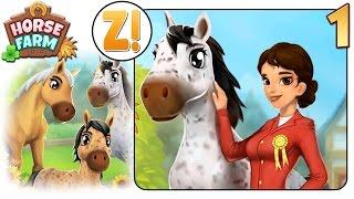 Horse Farm: Dein eigener Reiterhof #1 | Let
