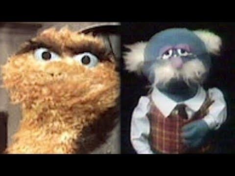 7 Lost Sesame Street Skits