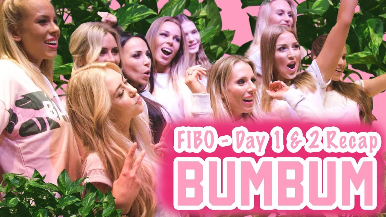 BUMBUM - HAPPY BLUSH #FIBO! 💕