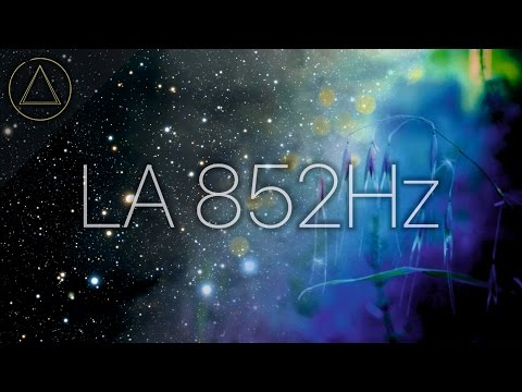 852 Hz SOLFEGGIO MEDITATION - Spiritual Enlightment -Pure Love Frequency [ISOCHRONIC TONES]