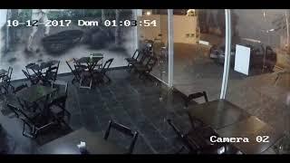 Dono de loja de açaí reage a assalto e arranca pedaço de orelha de criminoso