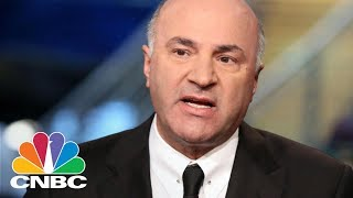 Kevin O'Leary: If Tariffs Are A Negotiating Tactic, I'm Worried | CNBC