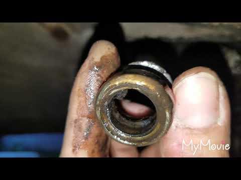 Como Cambiar Reten Y Fuelle De Selectora De Caja De Cambios De Fiat 147