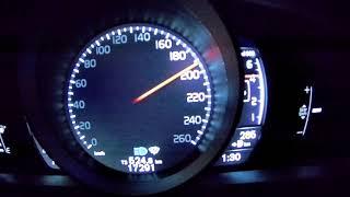 2018 Volvo V40 T2 Beschleunigung und Fahrleistungen
