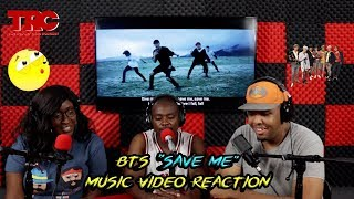 "BTS ""Save Me"" Music Video Reaction"