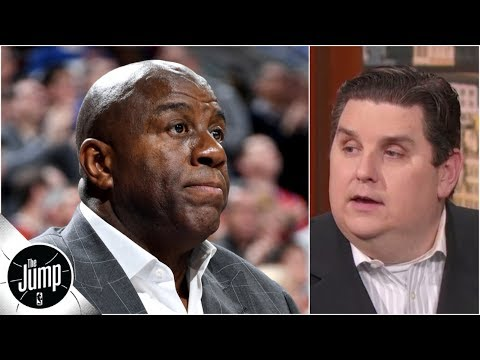 Tanking could help Lakers land Anthony Davis, thanks to new NBA draft lottery odds | The Jump thumbnail
