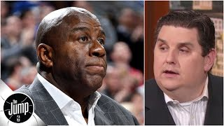 Tanking could help Lakers land Anthony Davis, thanks to new NBA draft lottery odds | The Jump