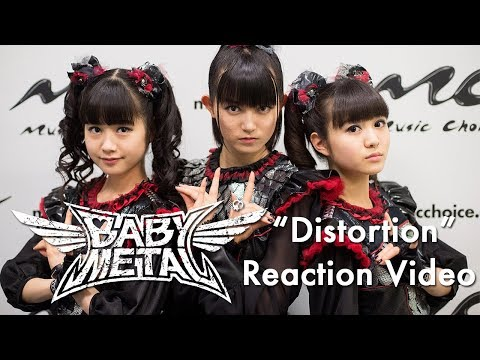 "BABYMETAL ""Distortion"" Reaction Video 
