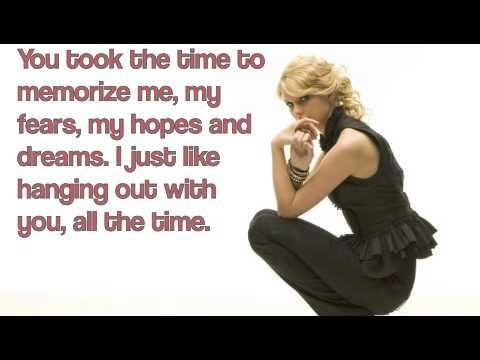 Stay, Stay, Stay - Taylor Swift (Lyrics)