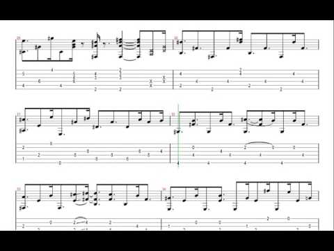 Guitar sungha jung guitar tabs : Walking On Sunday TAB Guitar Sungha Jung - YouTube