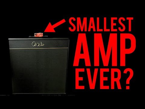 Download Youtube: The Smallest Guitar Amp Ever?