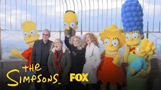 Empire State Building | THE SIMPSONS