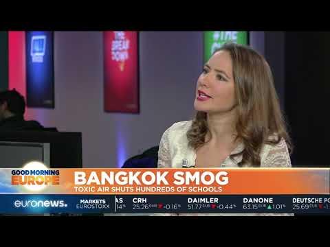 Toxic air shuts hundreds of schools in Bangkok, Thailand | #GME