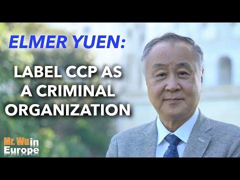 "Elmer Yuen: ""Label the CCP as a Transnational Criminal Organization!"" | Exclusive Interview"