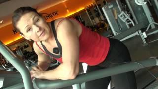 видео Тренажер-степпер