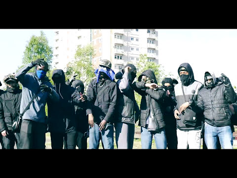 Active Goons (Bigz, Cdot, A1o, Tee, YC) - Diligent (4K) [Music Video] | RatedMusic