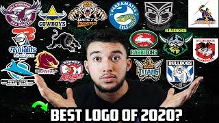 ALL 16 NRL 2020 Team Logos Ranked By An Unbiased American NFL Fan NepDaStep