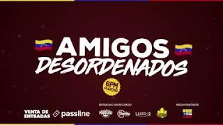 Los Amigos Invisibles & Desorden Público @ Chile (SPOT)