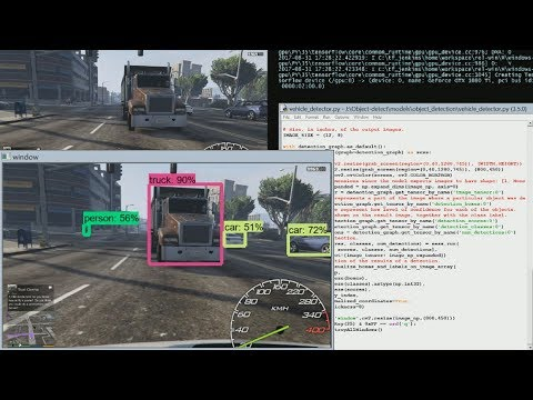 Object detection with Tensorflow - Self Driving Cars p.17